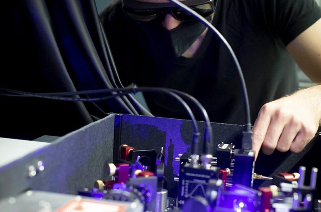 Tim mengembangkan simulator kuantum dengan 256 qubit