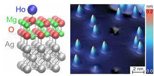 Peneliti Identifikasi Magnet Atom Tunggal Yang Sangat Stabil