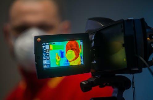 Antara Kamera Inframerah Dan Kecerdasan Buatan
